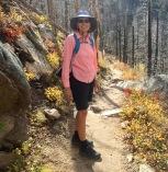 Hiking to Cub Lake